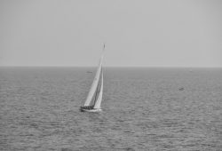 sea-black-and-white-ocean-boat
